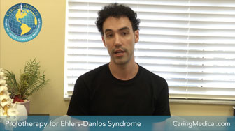 Prolotherapy for Ehlers-Danlos Syndrome joint pain and chronic dislocations