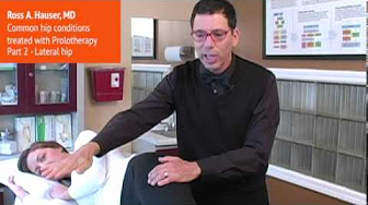 Lateral Hip Pain Conditions Treated with Prolotherapy