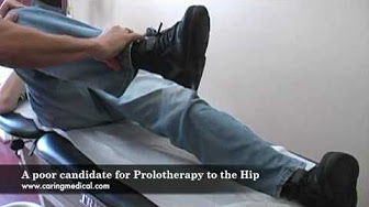 Are you a good candidate for Prolotherapy to the hip?