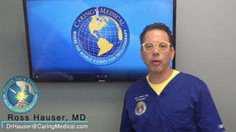 Migraine headaches from unstable c-spine: DMX review with Ross Hauser, MD