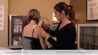 Ultrasound for Shoulder Pain