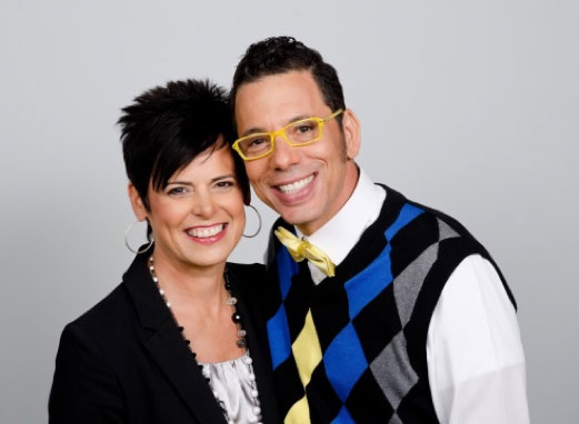 Marion & Ross Hauser