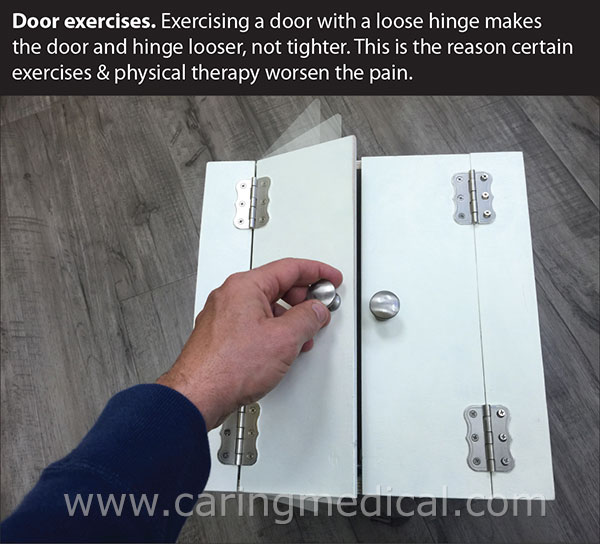 door exercises