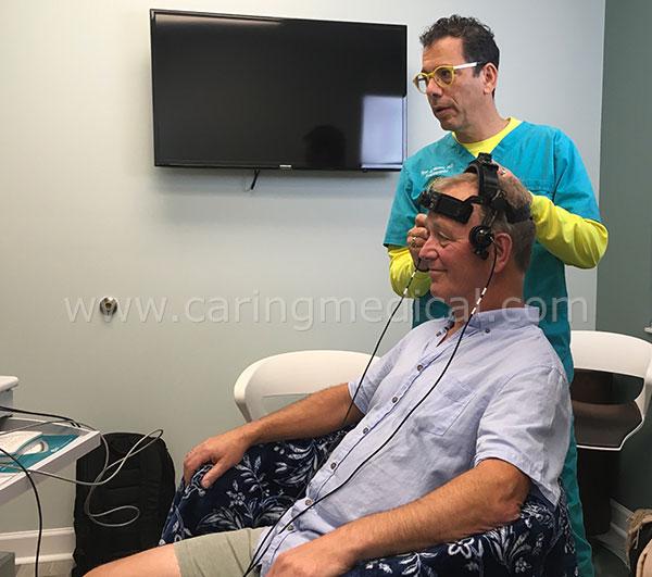 transcranial doppler testing